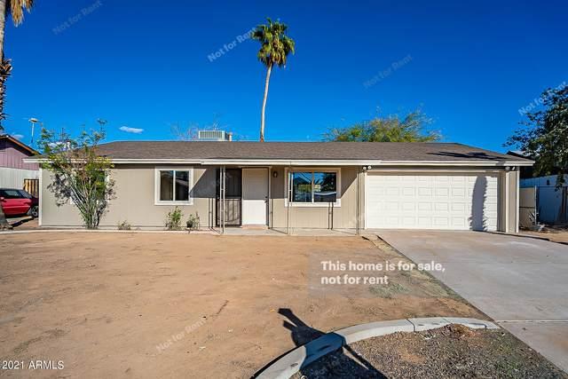 14419 N 38TH Place, Phoenix, AZ 85032 (MLS #6208535) :: Yost Realty Group at RE/MAX Casa Grande