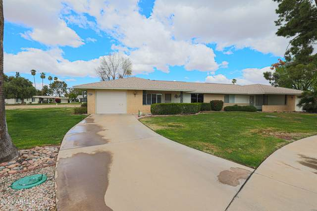 9806 W Long Hills Drive, Sun City, AZ 85351 (MLS #6208552) :: Balboa Realty
