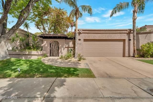 8740 E Via Del Valle, Scottsdale, AZ 85258 (MLS #6208553) :: Yost Realty Group at RE/MAX Casa Grande