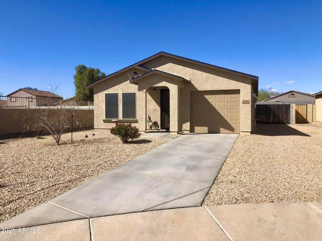 148 W Watson Place, Casa Grande, AZ 85122 (MLS #6208582) :: Yost Realty Group at RE/MAX Casa Grande