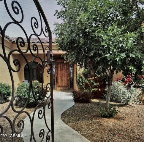 15432 E Lomas Verdes Drive, Scottsdale, AZ 85262 (MLS #6208591) :: The Garcia Group