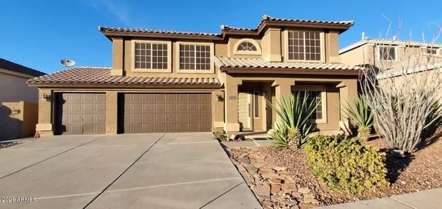 6350 W Range Mule Drive, Phoenix, AZ 85083 (MLS #6208612) :: Dave Fernandez Team | HomeSmart