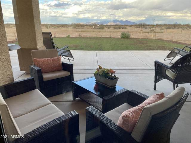14235 S Palo Verde Trail, Casa Grande, AZ 85193 (MLS #6208618) :: The Riddle Group