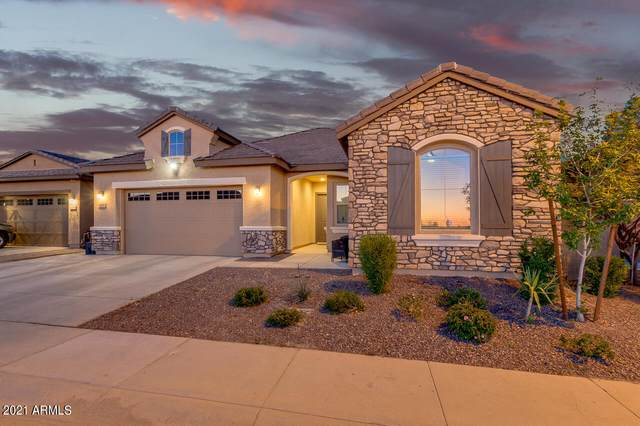 4511 N 93RD Drive, Phoenix, AZ 85037 (#6208624) :: The Josh Berkley Team