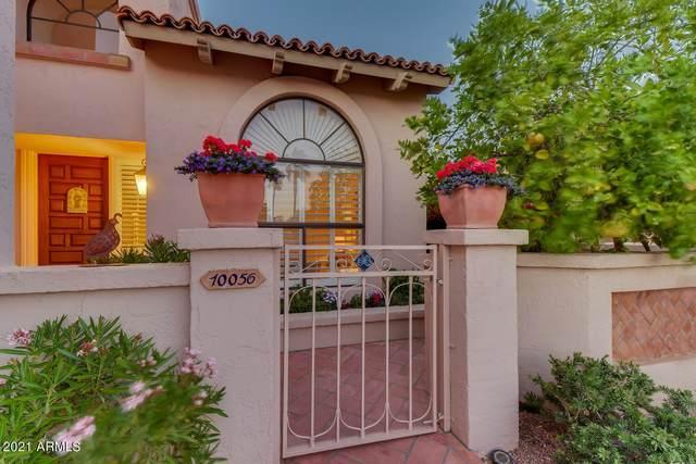 10056 E Ironwood Drive, Scottsdale, AZ 85258 (MLS #6208685) :: The Property Partners at eXp Realty