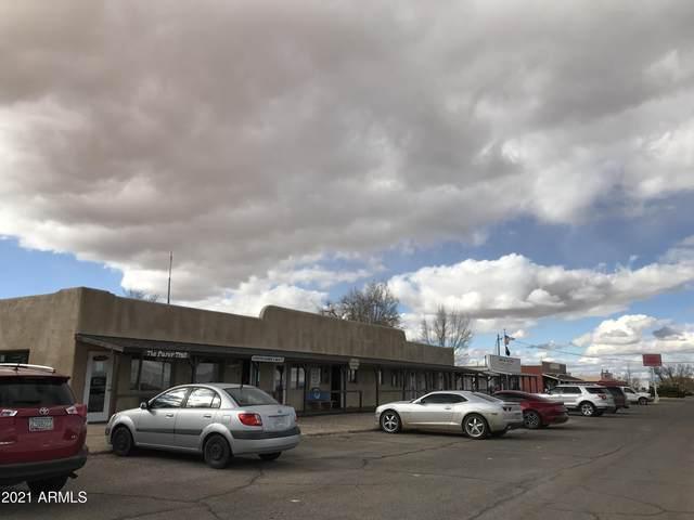 105 N Frontage Road, Pearce, AZ 85625 (MLS #6208723) :: Yost Realty Group at RE/MAX Casa Grande