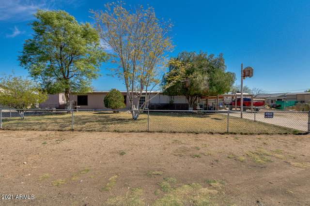 15809 N 66TH Drive, Glendale, AZ 85306 (MLS #6208732) :: The Daniel Montez Real Estate Group