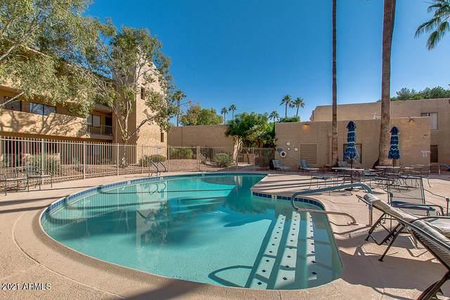 4950 N Miller Road #208, Scottsdale, AZ 85251 (MLS #6208773) :: The Luna Team