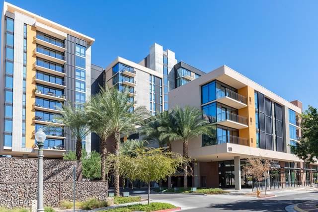 200 W Portland Street #716, Phoenix, AZ 85003 (MLS #6208825) :: The Property Partners at eXp Realty