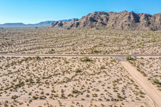 0 N La Paz Road, Maricopa, AZ 85139 (MLS #6208829) :: Long Realty West Valley
