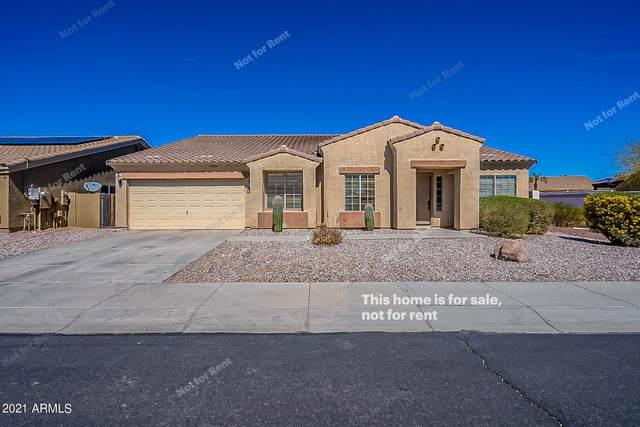 716 E Black Diamond Drive, Casa Grande, AZ 85122 (MLS #6208853) :: Yost Realty Group at RE/MAX Casa Grande