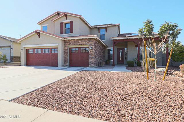 18336 W Verdin Road, Goodyear, AZ 85338 (MLS #6208867) :: Yost Realty Group at RE/MAX Casa Grande