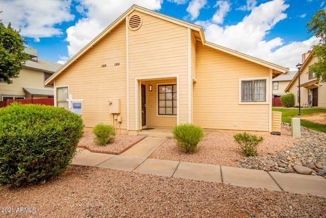 2455 E Broadway Road #128, Mesa, AZ 85204 (MLS #6208902) :: Keller Williams Realty Phoenix