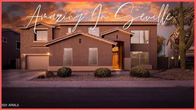 3724 E Lafayette Avenue, Gilbert, AZ 85298 (MLS #6208905) :: Klaus Team Real Estate Solutions
