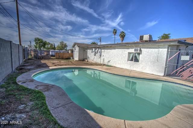 2537 N 40th Avenue, Phoenix, AZ 85009 (MLS #6208933) :: Yost Realty Group at RE/MAX Casa Grande