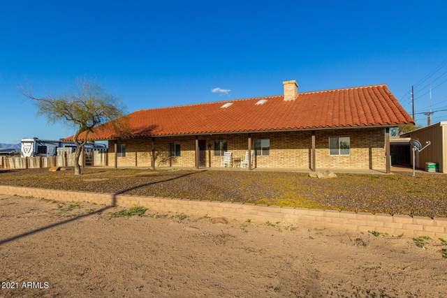 40771 N Rattlesnake Road, San Tan Valley, AZ 85140 (MLS #6208954) :: Yost Realty Group at RE/MAX Casa Grande
