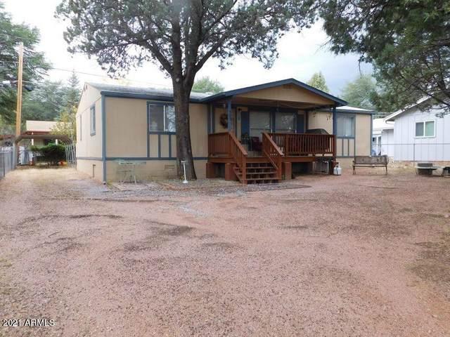 505 W Bridle Path Lane, Payson, AZ 85541 (MLS #6208976) :: Yost Realty Group at RE/MAX Casa Grande