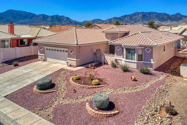 2766 Fairmeade Circle, Sierra Vista, AZ 85650 (MLS #6208977) :: Yost Realty Group at RE/MAX Casa Grande
