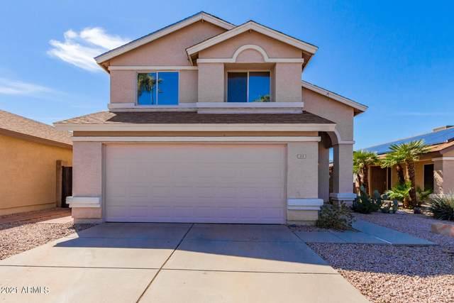 115 W Monona Drive, Phoenix, AZ 85027 (MLS #6208992) :: Yost Realty Group at RE/MAX Casa Grande