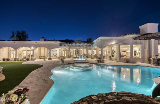 8229 N Ridgeview Drive, Paradise Valley, AZ 85253 (MLS #6209002) :: Keller Williams Realty Phoenix