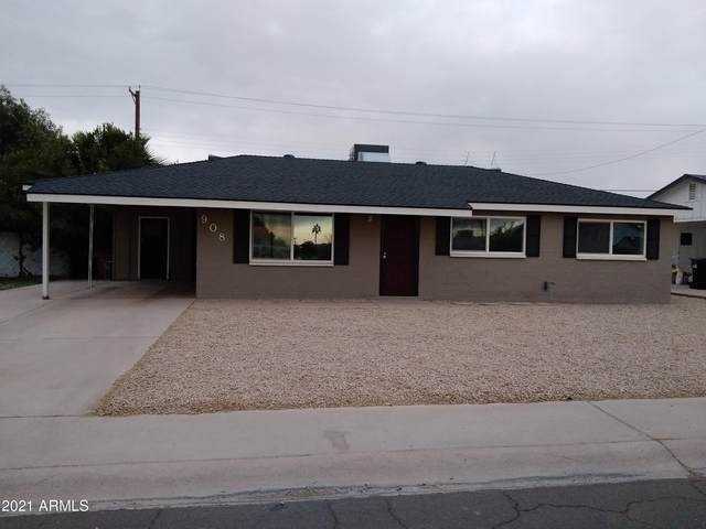908 N 72nd Place, Scottsdale, AZ 85257 (MLS #6209011) :: Yost Realty Group at RE/MAX Casa Grande