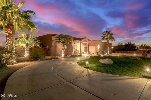 9717 W Camino De Oro Drive, Peoria, AZ 85383 (MLS #6209017) :: The Riddle Group