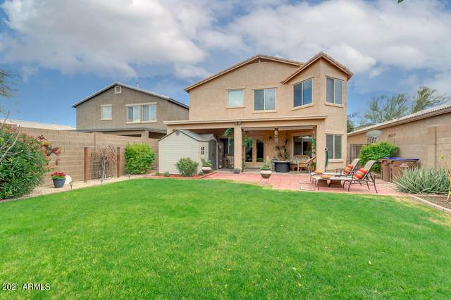 944 E Canyon Rock Road, San Tan Valley, AZ 85143 (MLS #6209047) :: Devor Real Estate Associates