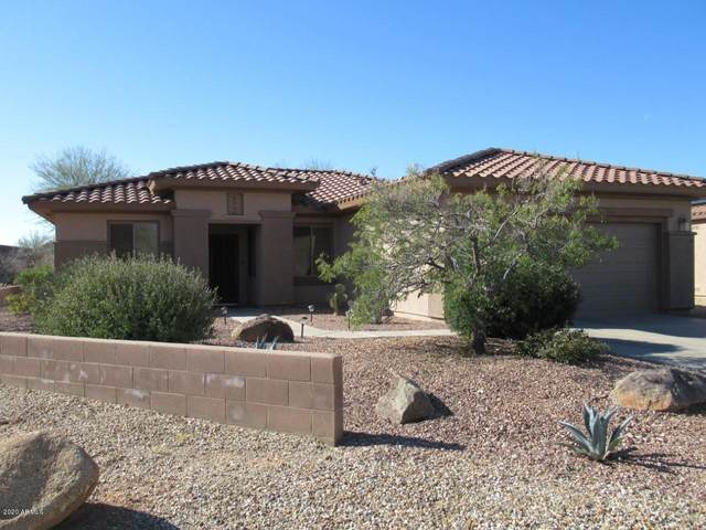 16667 W Pacheco Court, Surprise, AZ 85387 (MLS #6209130) :: Yost Realty Group at RE/MAX Casa Grande