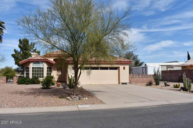 14900 S Indian Bend Lane, Arizona City, AZ 85123 (MLS #6209182) :: West Desert Group | HomeSmart