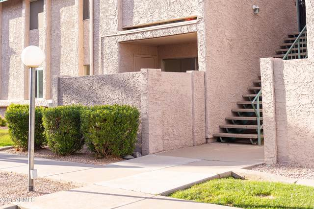 623 W Guadalupe Road #131, Mesa, AZ 85210 (MLS #6209248) :: Devor Real Estate Associates