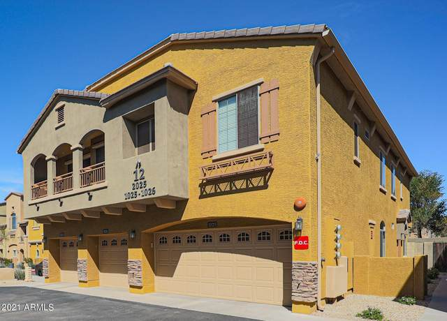 2150 W Alameda Road #1025, Phoenix, AZ 85085 (MLS #6209312) :: The Carin Nguyen Team
