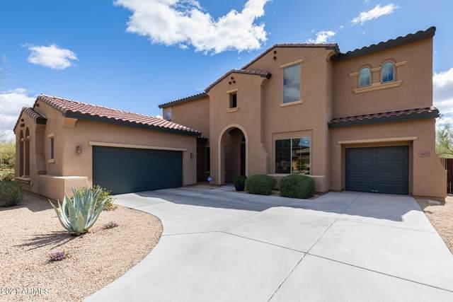 1605 W Aloe Vera Drive, Phoenix, AZ 85085 (MLS #6209318) :: Yost Realty Group at RE/MAX Casa Grande