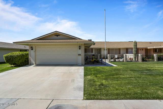10621 W Tropicana Circle, Sun City, AZ 85351 (MLS #6209321) :: NextView Home Professionals, Brokered by eXp Realty