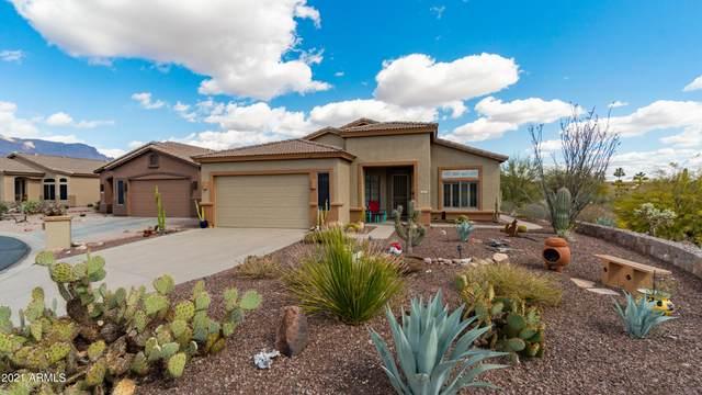 4417 S Pony Rider Trail, Gold Canyon, AZ 85118 (MLS #6209334) :: Yost Realty Group at RE/MAX Casa Grande
