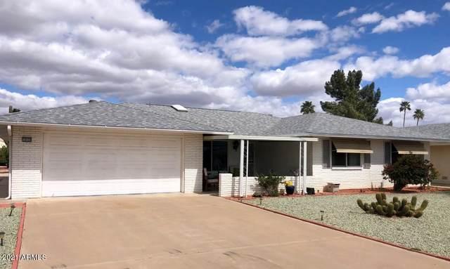 10126 W Burns Drive, Sun City, AZ 85351 (MLS #6209369) :: Long Realty West Valley