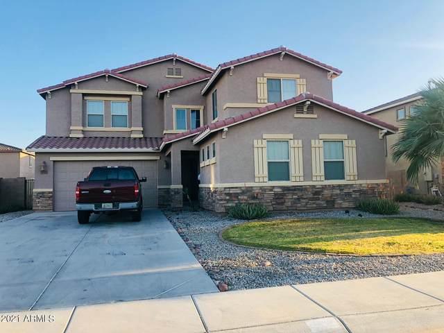 7127 W Irwin Avenue, Laveen, AZ 85339 (MLS #6209408) :: The Daniel Montez Real Estate Group
