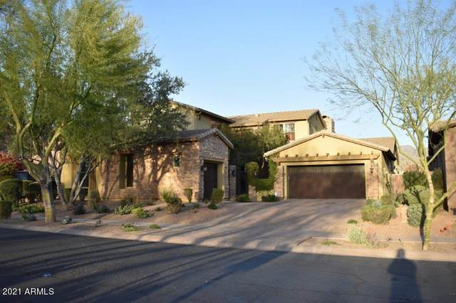 17461 N 95TH Street, Scottsdale, AZ 85255 (MLS #6209418) :: BVO Luxury Group