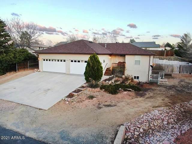 5223 N Stetson Drive, Prescott Valley, AZ 86314 (MLS #6209419) :: Yost Realty Group at RE/MAX Casa Grande