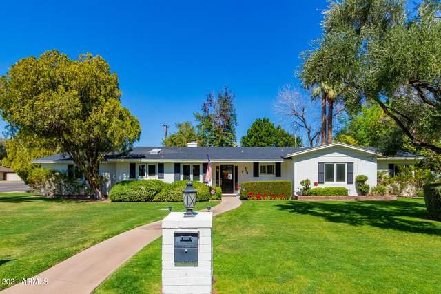 548 W Vista Avenue, Phoenix, AZ 85021 (MLS #6209446) :: Yost Realty Group at RE/MAX Casa Grande