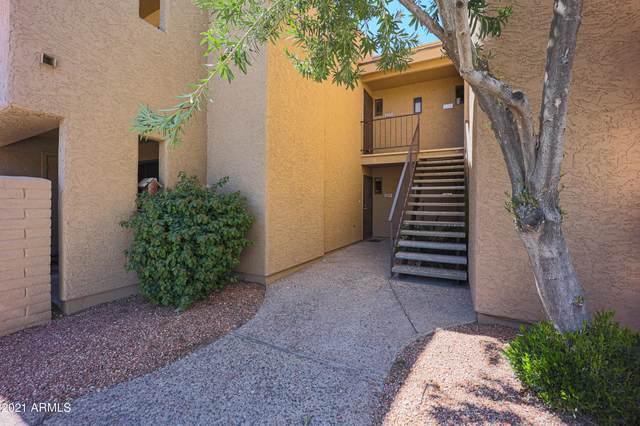 7950 E Starlight Way #229, Scottsdale, AZ 85250 (MLS #6209448) :: The Newman Team
