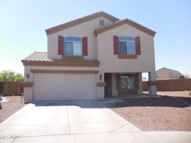 11153 W Elm Street, Phoenix, AZ 85037 (MLS #6209489) :: Executive Realty Advisors