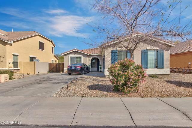 2848 E Castanets Drive, Gilbert, AZ 85298 (MLS #6209502) :: Yost Realty Group at RE/MAX Casa Grande