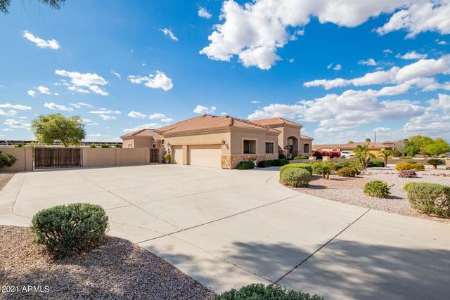 35662 N Creekside Lane, Queen Creek, AZ 85142 (MLS #6209519) :: Yost Realty Group at RE/MAX Casa Grande