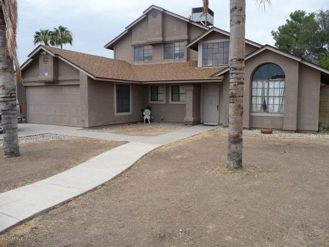 7366 W Cholla Street, Peoria, AZ 85345 (MLS #6209521) :: Yost Realty Group at RE/MAX Casa Grande