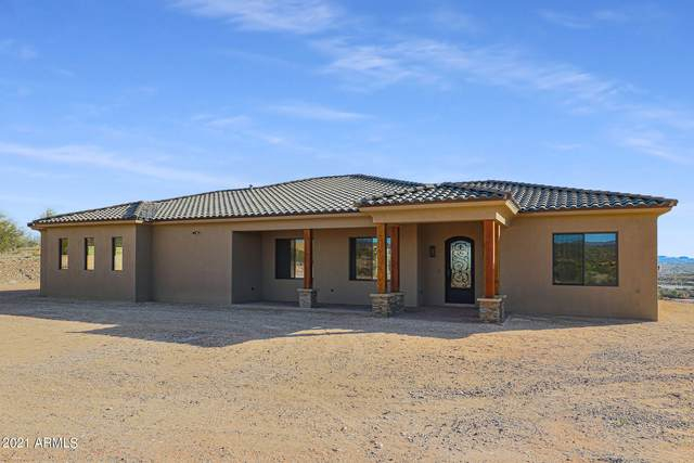 85 E Mosey Way, Wickenburg, AZ 85390 (MLS #6209528) :: Yost Realty Group at RE/MAX Casa Grande