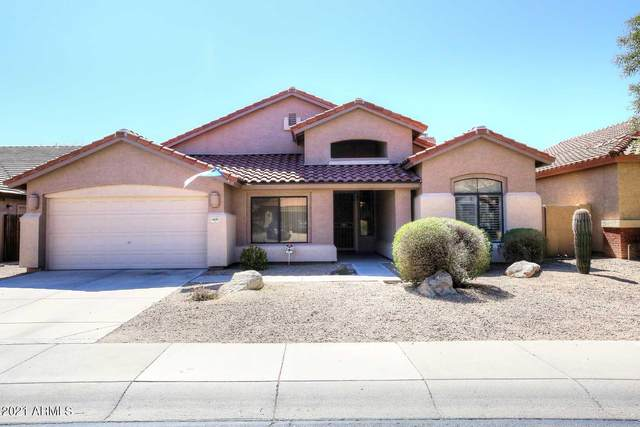 4519 E Jaeger Road, Phoenix, AZ 85050 (MLS #6209557) :: The Carin Nguyen Team