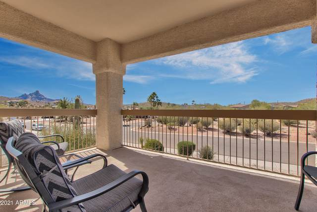 9253 N Firebrick Drive #210, Fountain Hills, AZ 85268 (MLS #6209580) :: The Newman Team