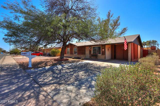 1853 N Kadota Avenue, Casa Grande, AZ 85122 (MLS #6209598) :: Yost Realty Group at RE/MAX Casa Grande