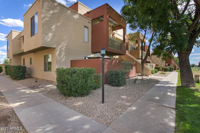 3500 N Hayden Road #1907, Scottsdale, AZ 85251 (MLS #6209607) :: The Daniel Montez Real Estate Group
