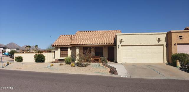 16870 E Sterling Way, Fountain Hills, AZ 85268 (MLS #6209612) :: The Newman Team